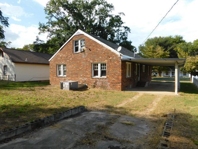 605 W 5th St, Tuscumbia, Alabama