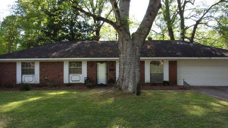 1441 Wooddell Dr, Jackson, Mississippi