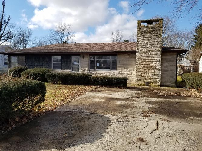 210 S West Street, Bunker Hill, Indiana