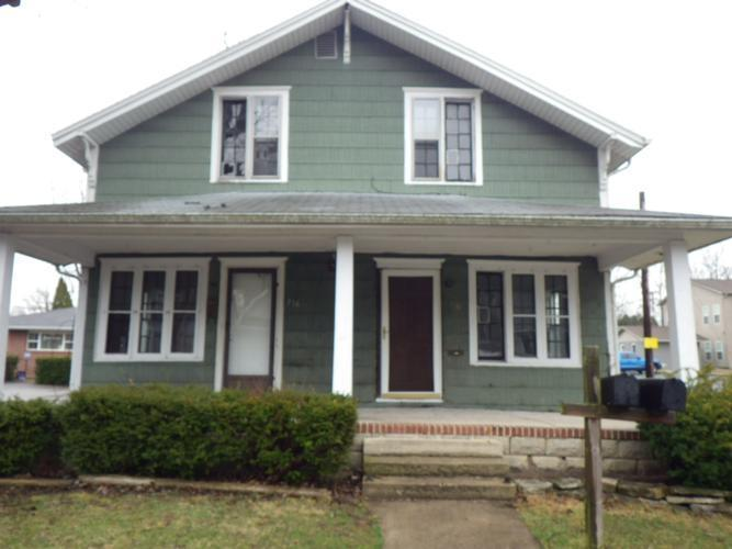 716 718 S 14th Str, New Castle, Indiana