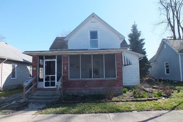 597 W Adams St, Franklin, Indiana