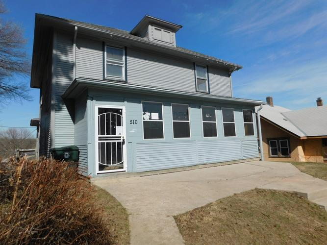 510 Voorhis Street, Council Bluffs, Iowa
