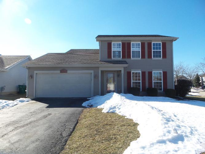 22053 W Petoskey Ct, Plainfield, Illinois