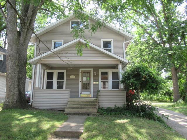 1118 Bement Street, Lansing, Michigan