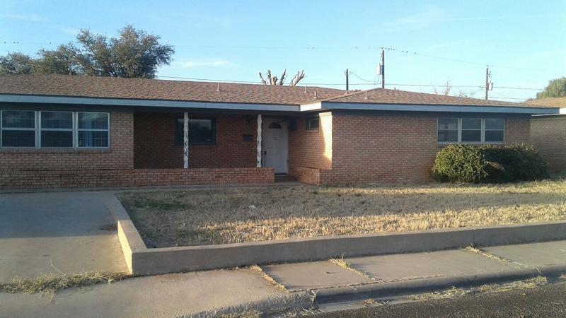 1203 Wilshire Dr, Odessa, Texas
