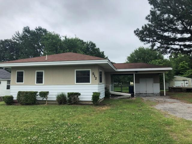 512 S 9th St, Mcalester, Oklahoma