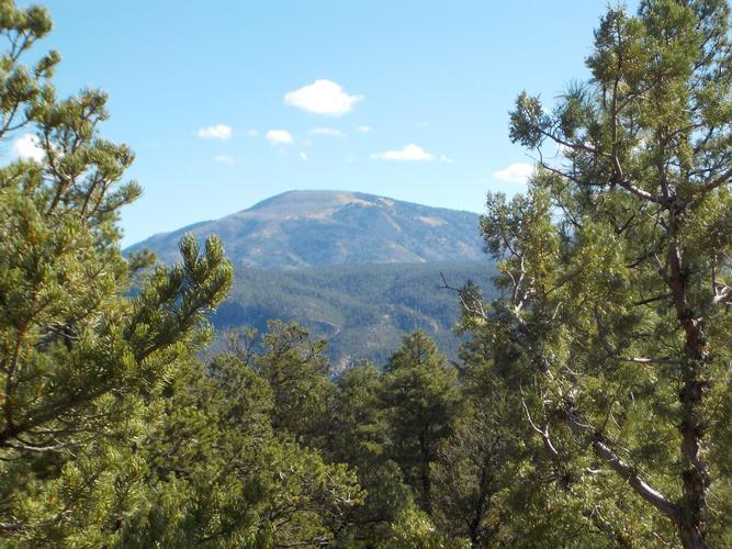 1691 Ponderosa Drive, Jemez Springs, New Mexico