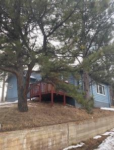 2582 S Mount Evans Lane, Idledale, Colorado