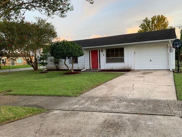 101 Yvonne Drive, Westwego, Louisiana