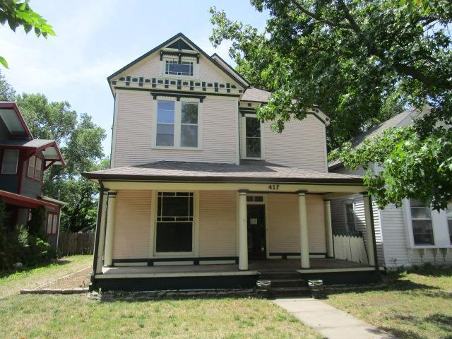 417 E Sherman St, Hutchinson, Kansas