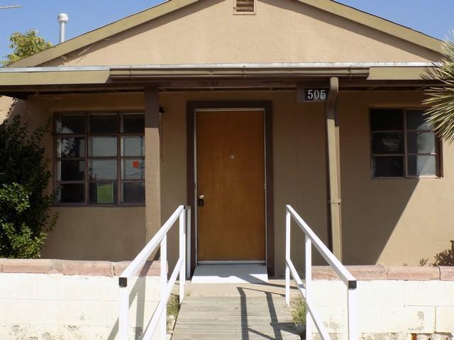 505 N Cedar, Truth Or Consequences, New Mexico