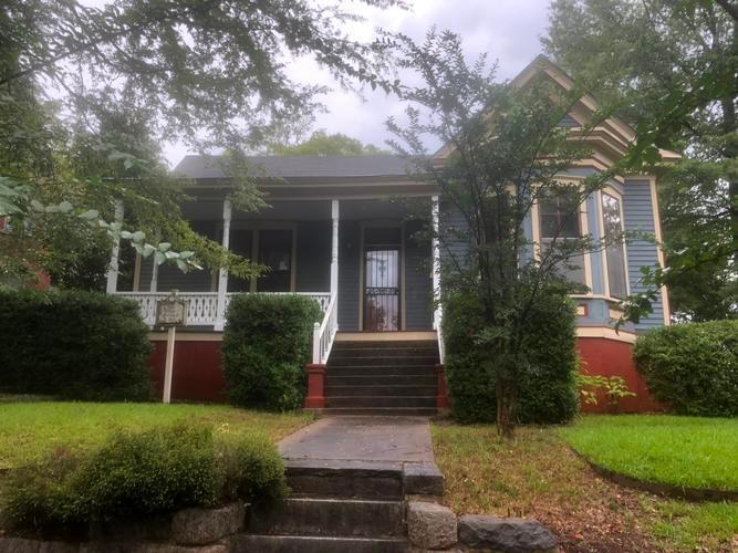 1416 S Spring St, Little Rock, Arkansas