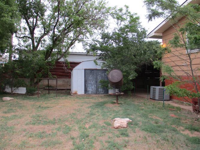 105 Smith Street, Borger, Texas