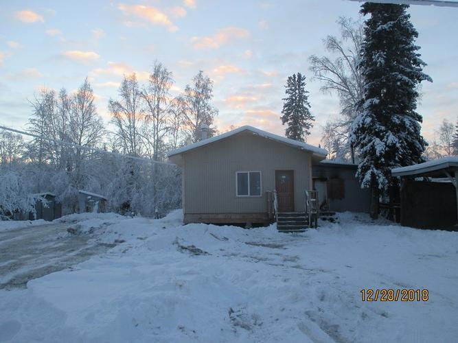 863 Faultline Ave, North Pole, Alaska