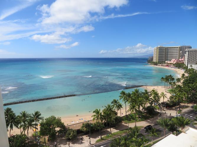 2500 Kalakaua Avenue 1503, Honolulu, Hawaii