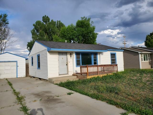 817 S 16th St, Worland, Wyoming