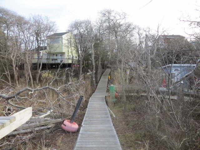 Right Of Way Walk, Sayville, New York