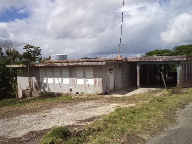 Sr 722 Km 1 4 Ward Cuyon, Aibonito, Puerto Rico