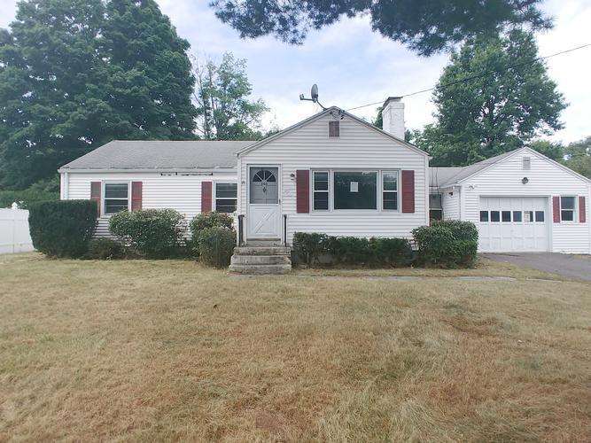 243 Circle Drive, West Springfield, Massachusetts