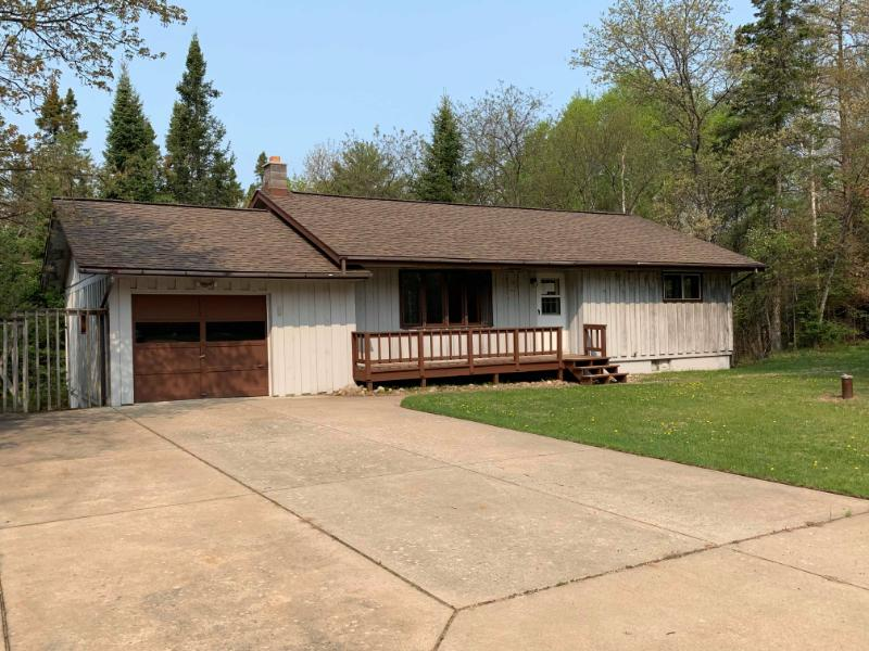 5967 Little Portage Lake Rd, Land O Lakes, Wisconsin