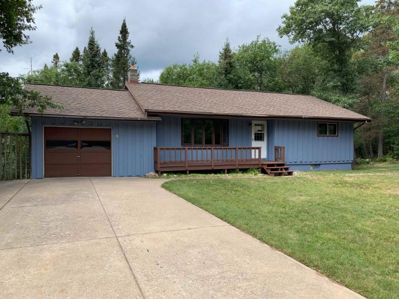 5967 Little Portage Lake Rd, Land O Lakes, Wisconsin