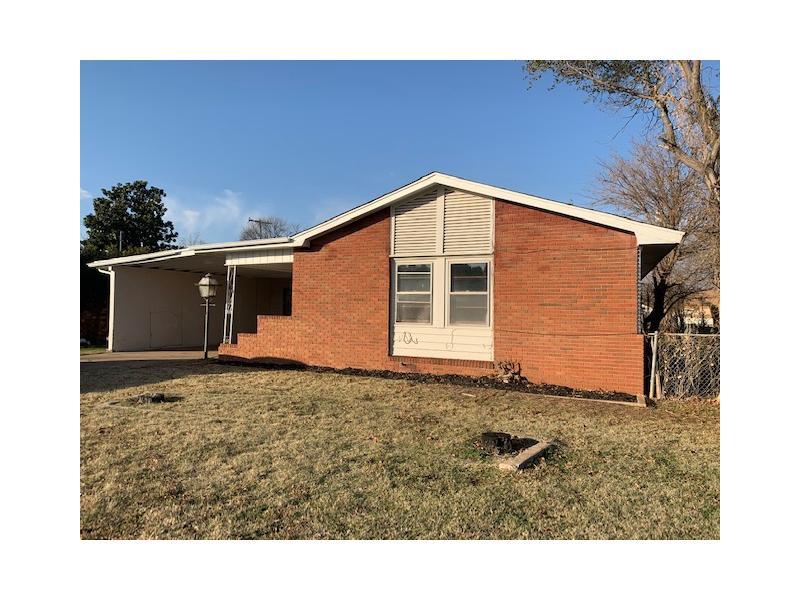1705 N Hudson St, Altus, Oklahoma