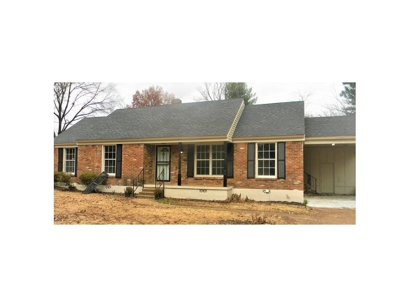 1482 Old Hickory Rd, Memphis, Tennessee
