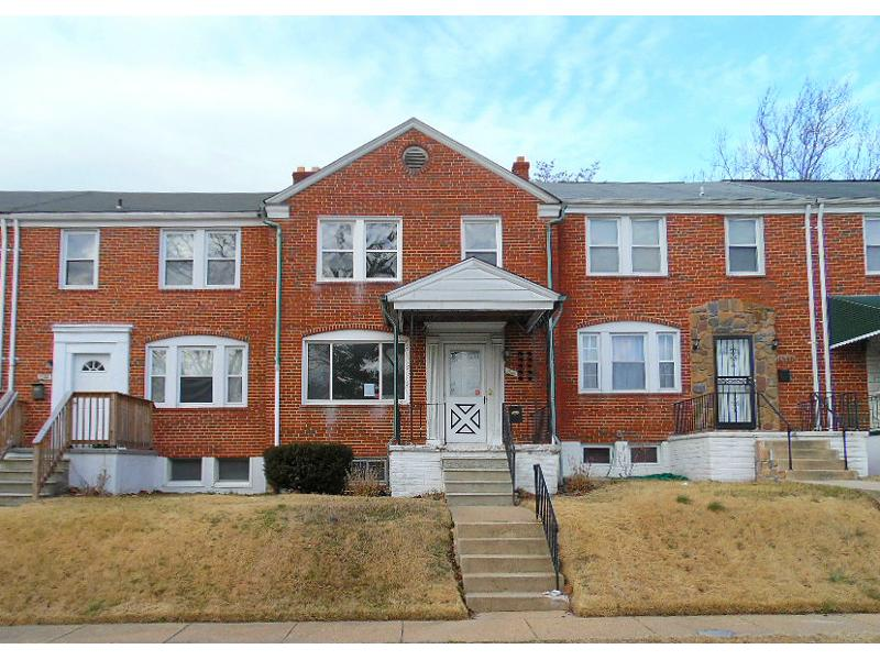 1546 Oakridge Road, Baltimore, Maryland