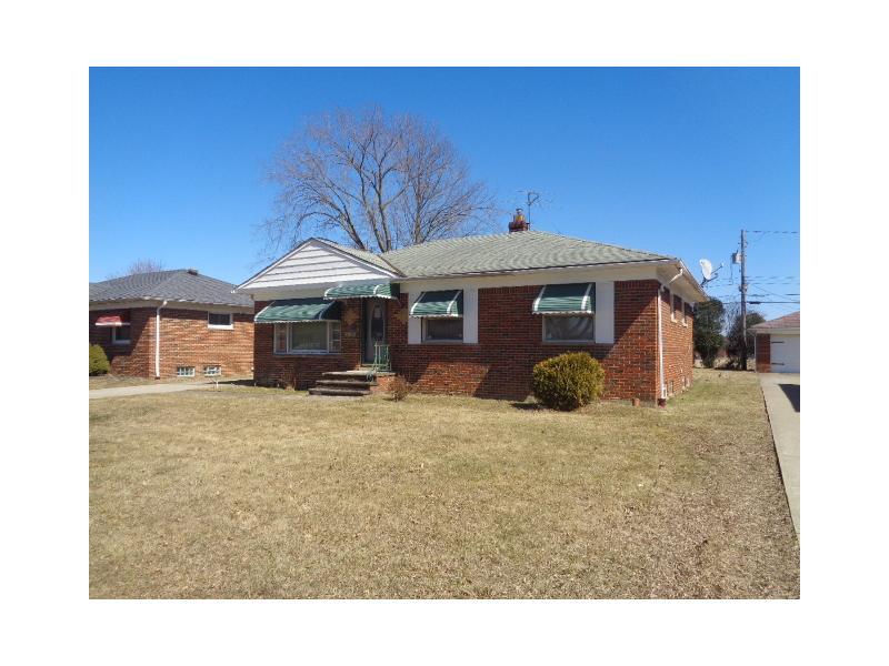 4061 Ascot Ln, Warrensville Heights, Ohio
