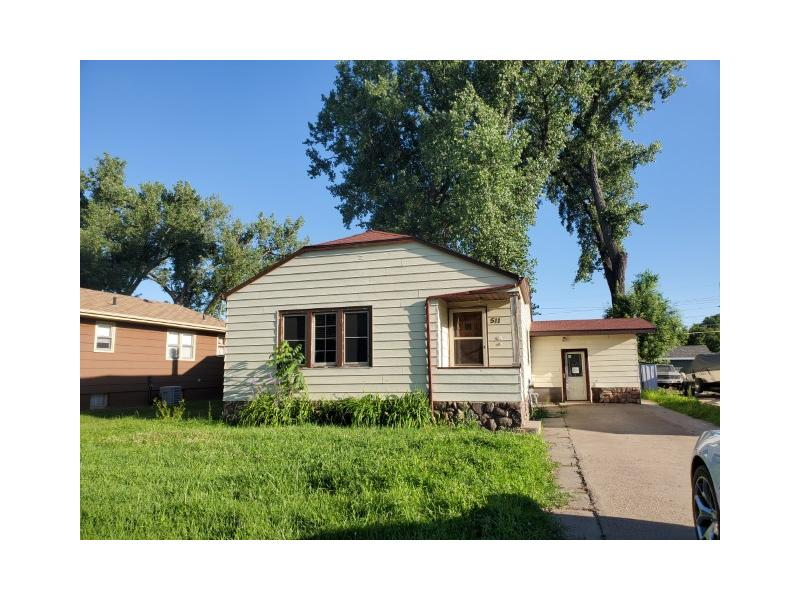 511 W Bowen Ave, Bismarck, North Dakota