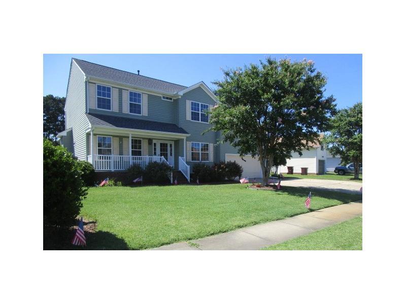 616 Erin Lane, Chesapeake, Virginia
