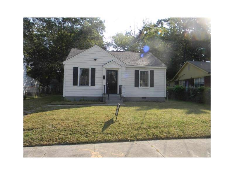 838 Kippley St, Memphis, Tennessee