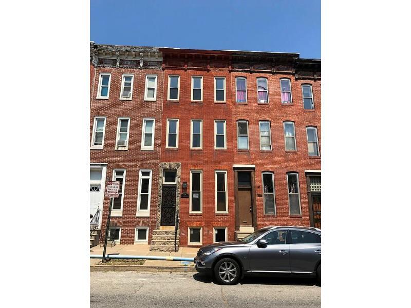 536 Laurens St, Baltimore, Maryland