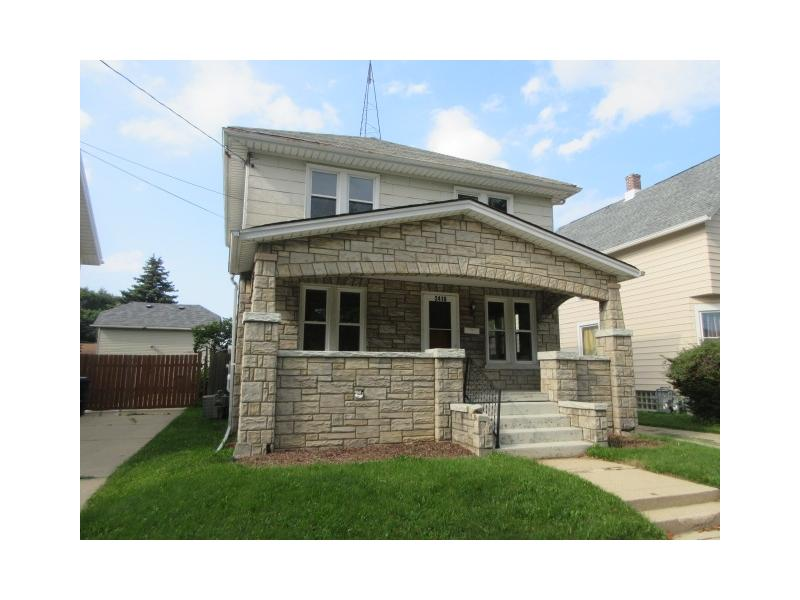 2410 Harriet Street, Racine, Wisconsin