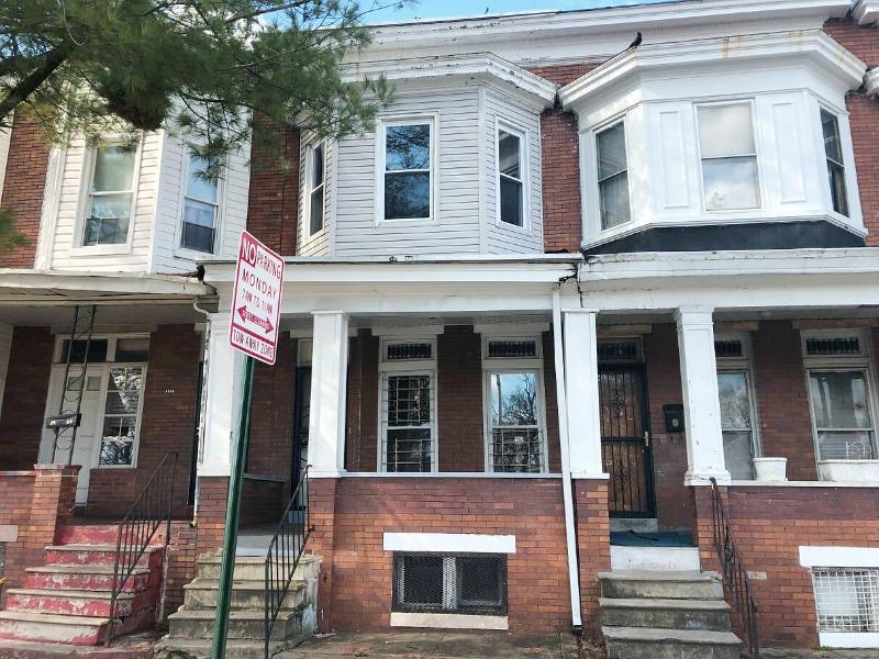 1536 Moreland Ave, Baltimore, Maryland