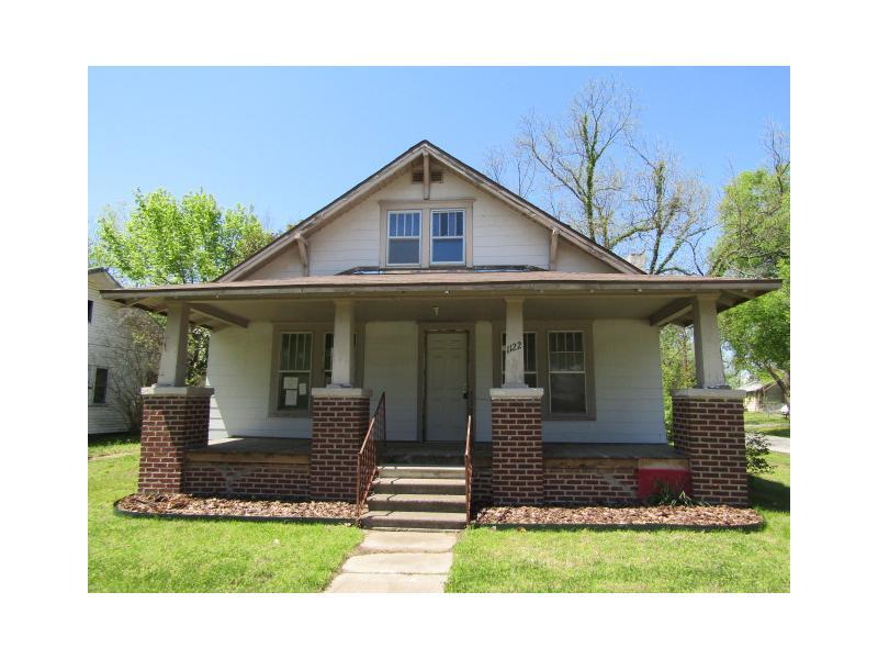1122 N Alabama Ave, Okmulgee, Oklahoma