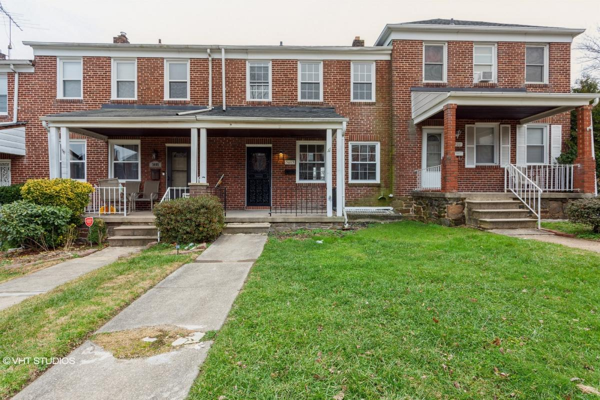 3403 Parklawn Ave, Baltimore, Maryland