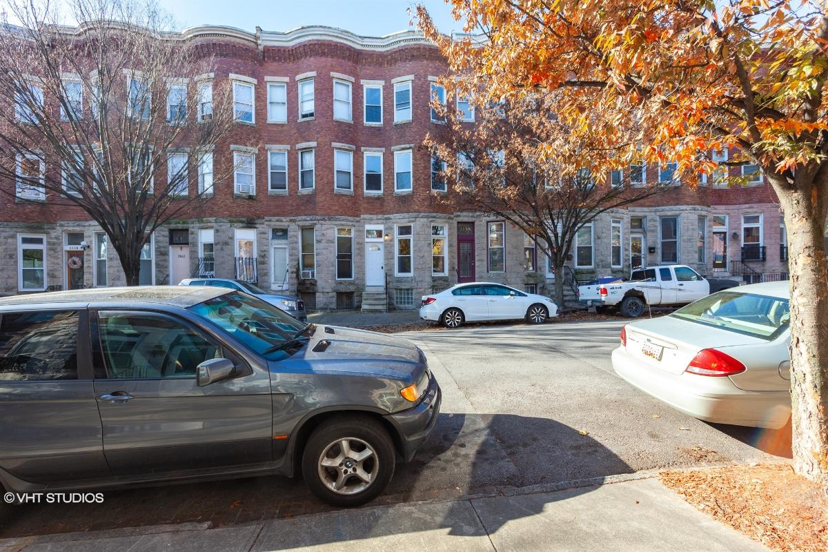 2556 Mcculloh St, Baltimore, Maryland