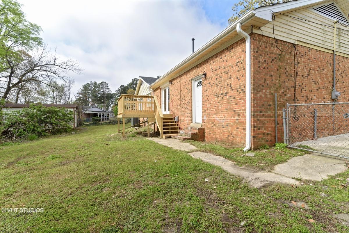 5402 Brookfield Rd, Fayetteville, North Carolina