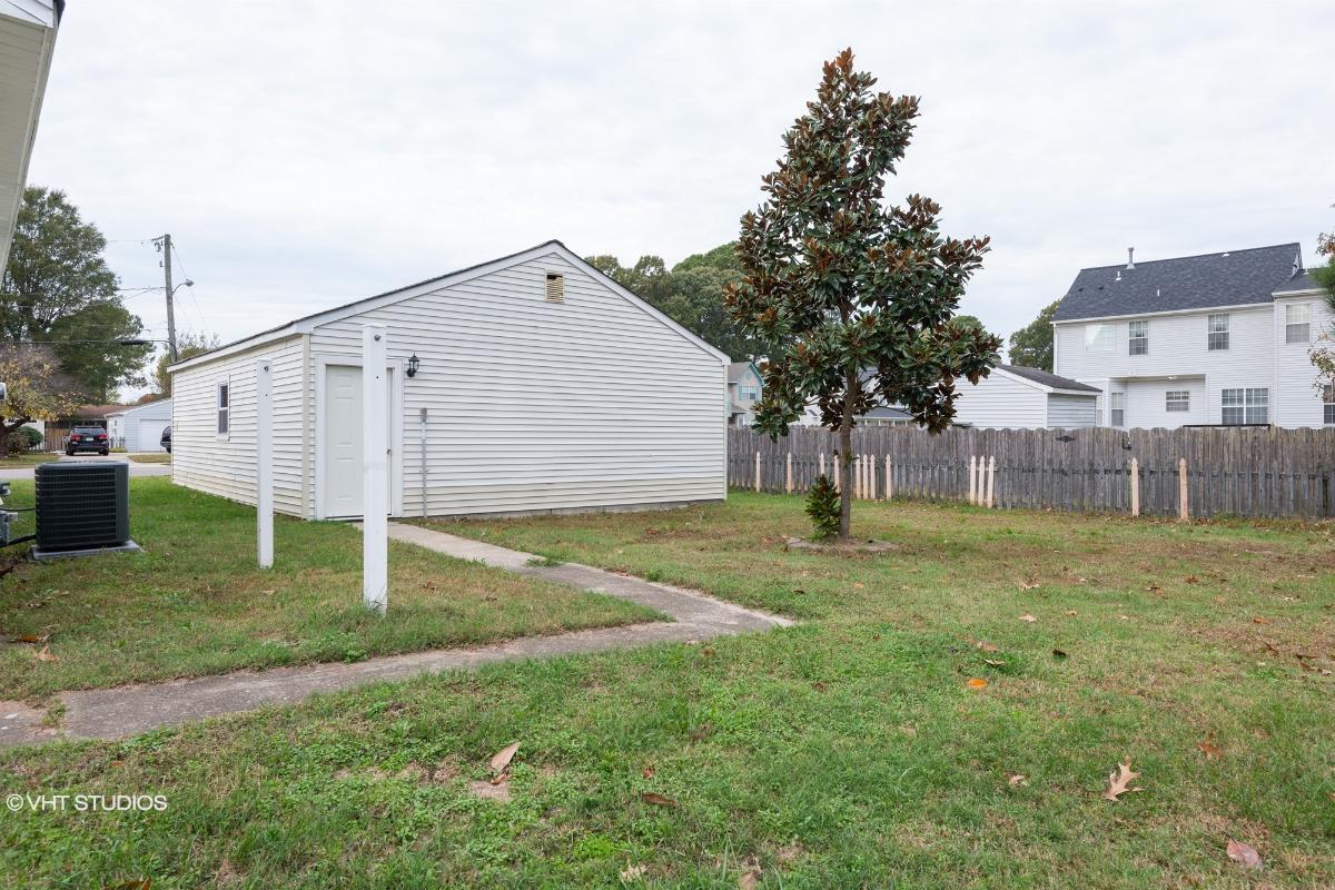 501 Reba Dr, Hampton, Virginia