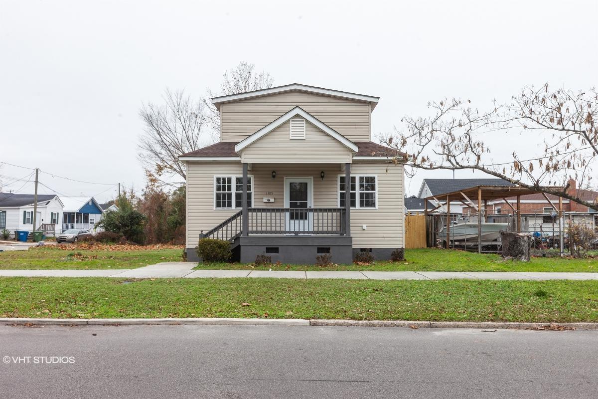 1109 Orange St, Wilmington, North Carolina