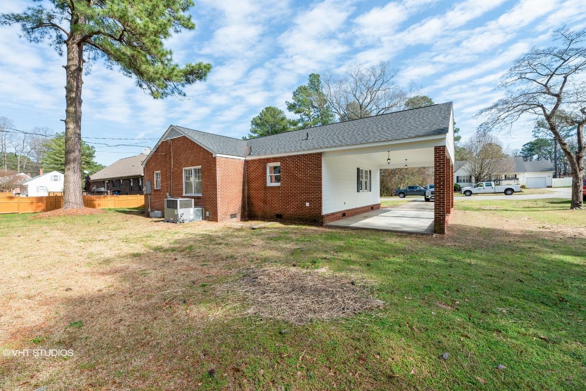 411 Rapids St, Roanoke Rapids, North Carolina