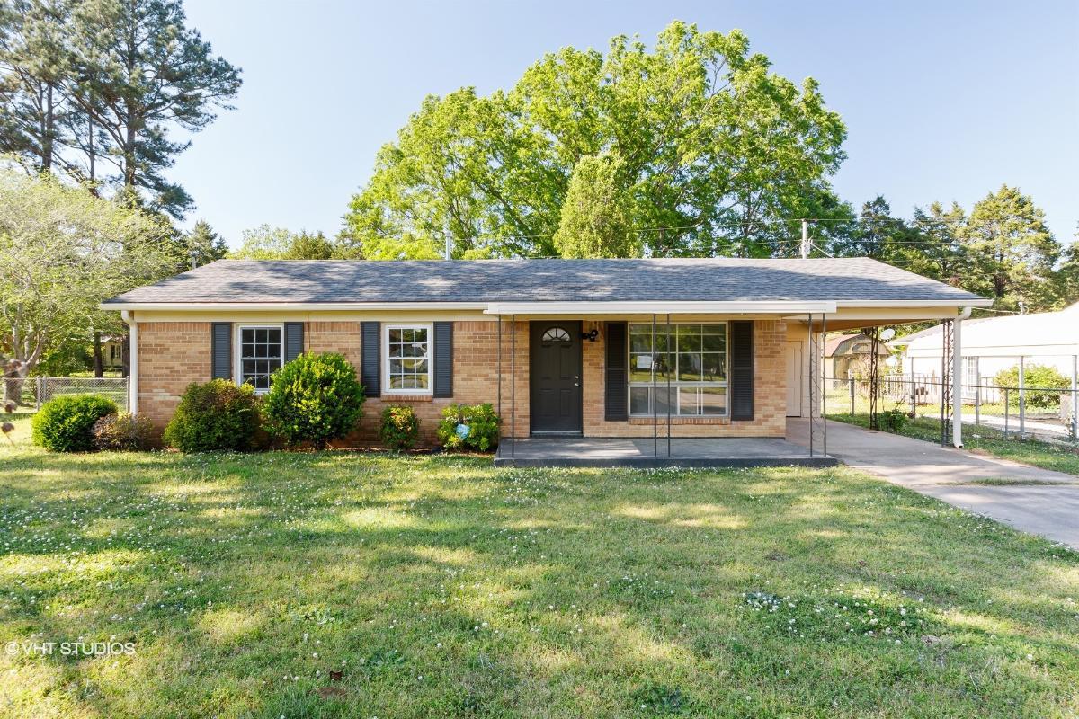 1705 Frazier Drive, Corinth, Mississippi
