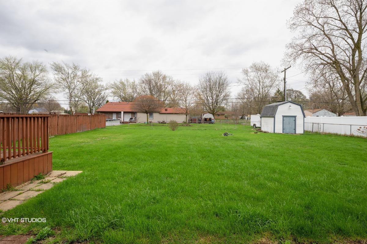 21165 Isabelle St, Romulus, Michigan