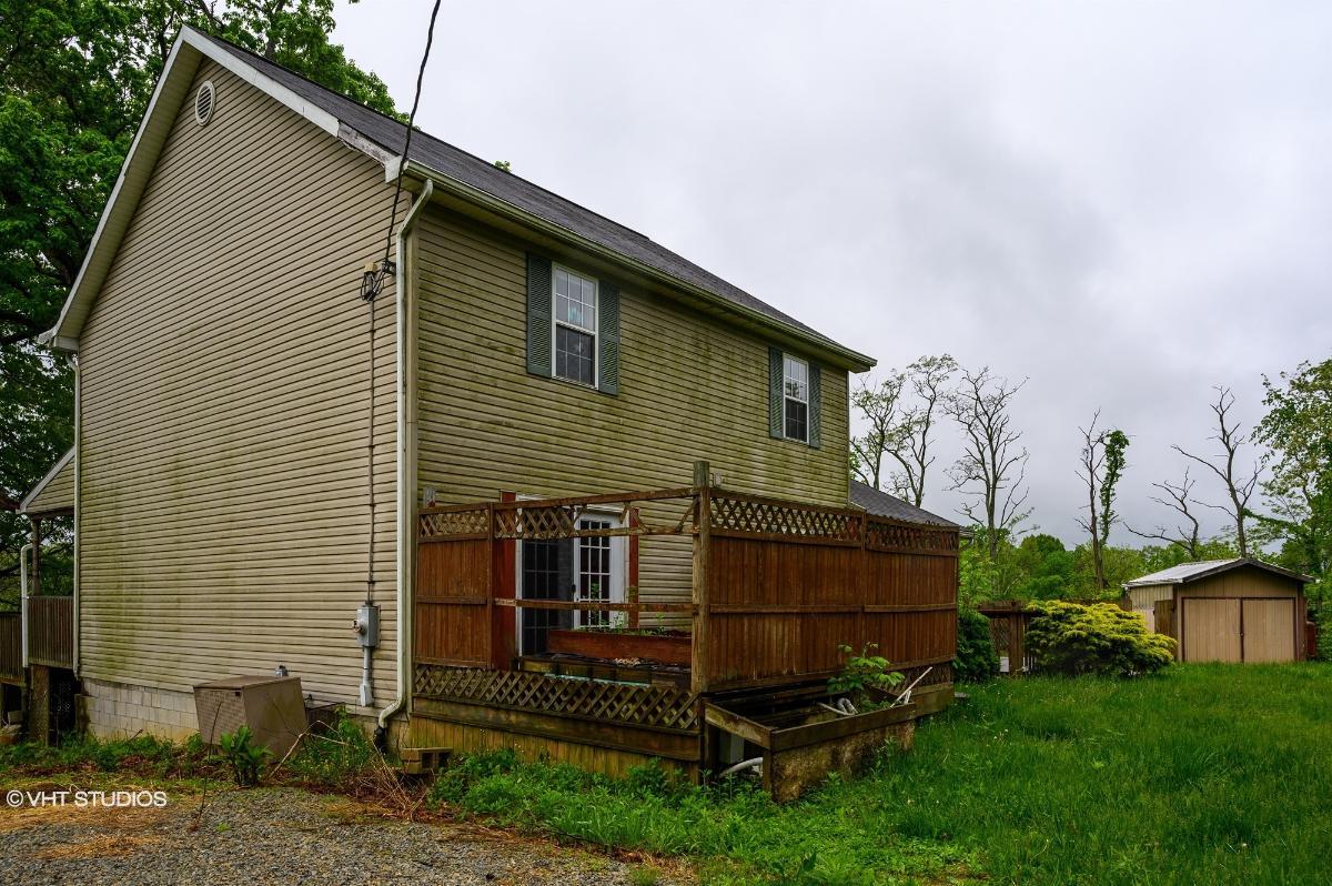 2610 Mcafee Rd, Hillsboro, Ohio