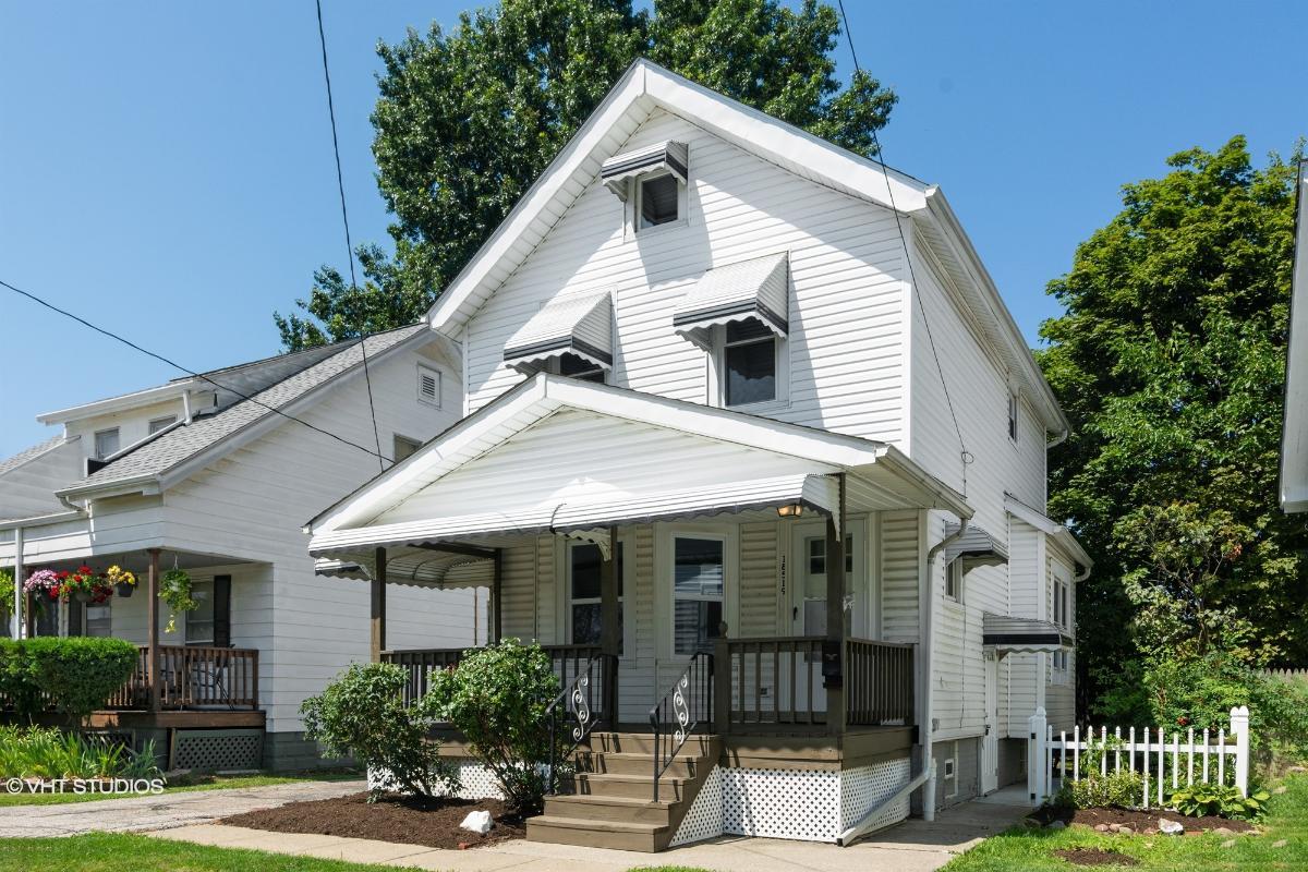 18519 Pawnee Ave, Cleveland, Ohio