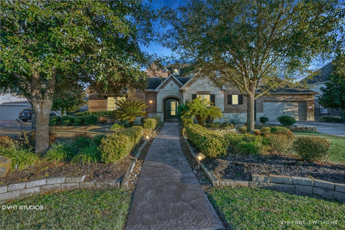28211 North Firethorne Road, Katy, Texas