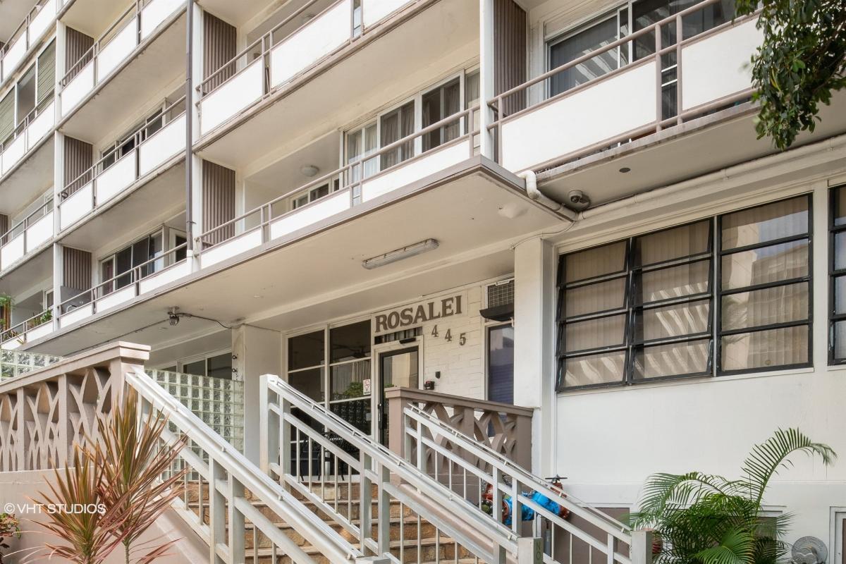 445 Kaiolu Street Apt 609, Honolulu, Hawaii