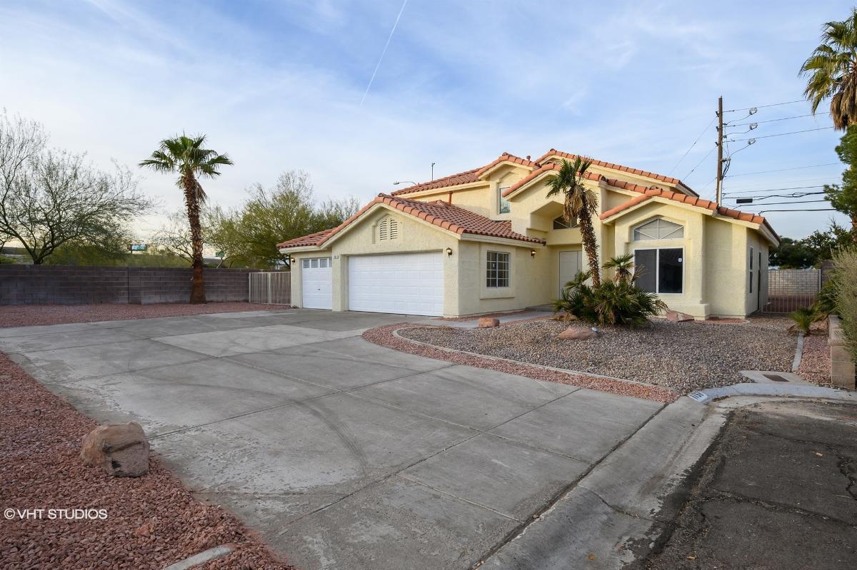 1158 Little Sidnee Drive, Las Vegas, Nevada