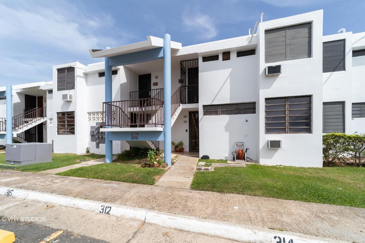 Apt 311 Edificio14 Playas Del Yunque, Rio Grande, Puerto Rico
